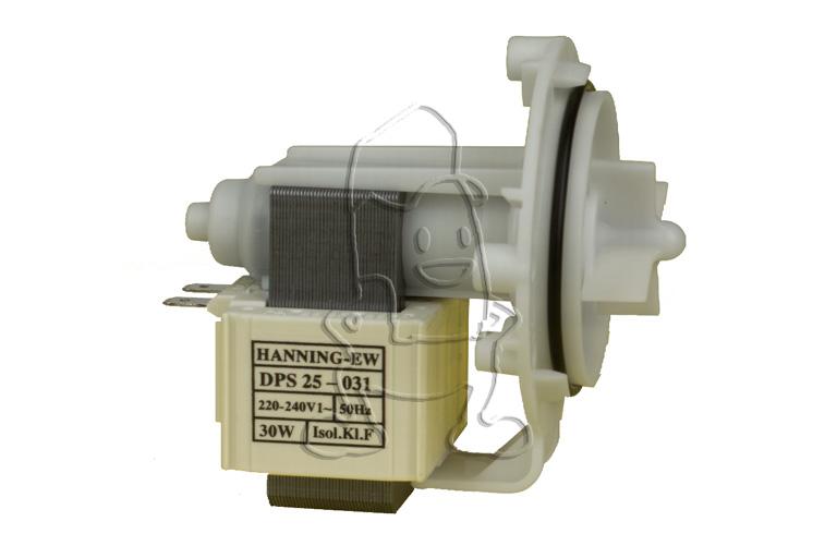 Pompe de vidange magnetique hanning dps25 031 syst for Fenetre de hanning