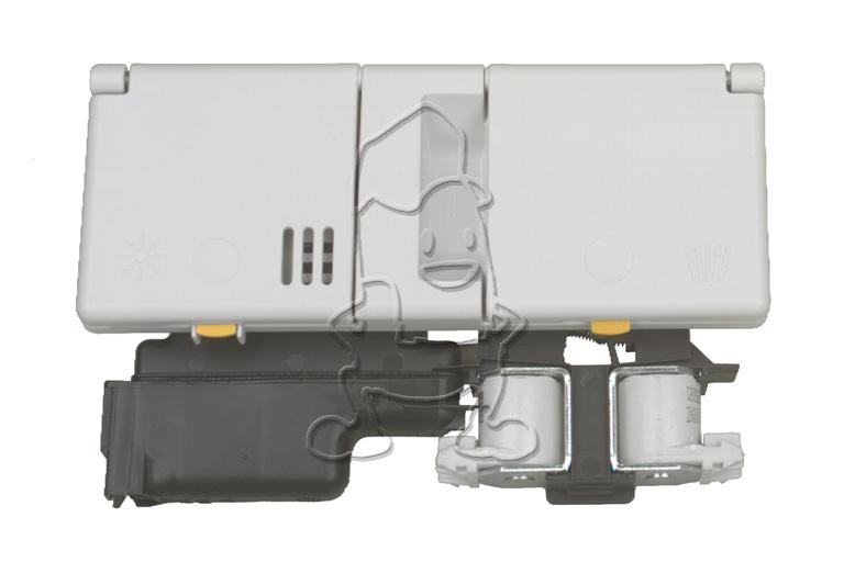 Miele doseur combine 220 240v 50 60 lave vaisselle - Combine evier lave vaisselle ...