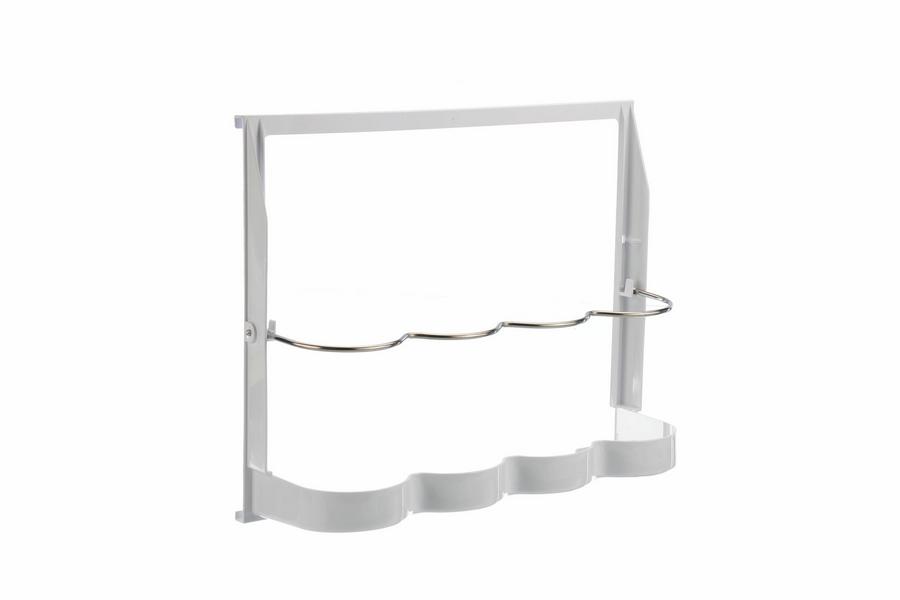bandeau de finition en inox avec vario r frig rateur 436162 00436162. Black Bedroom Furniture Sets. Home Design Ideas