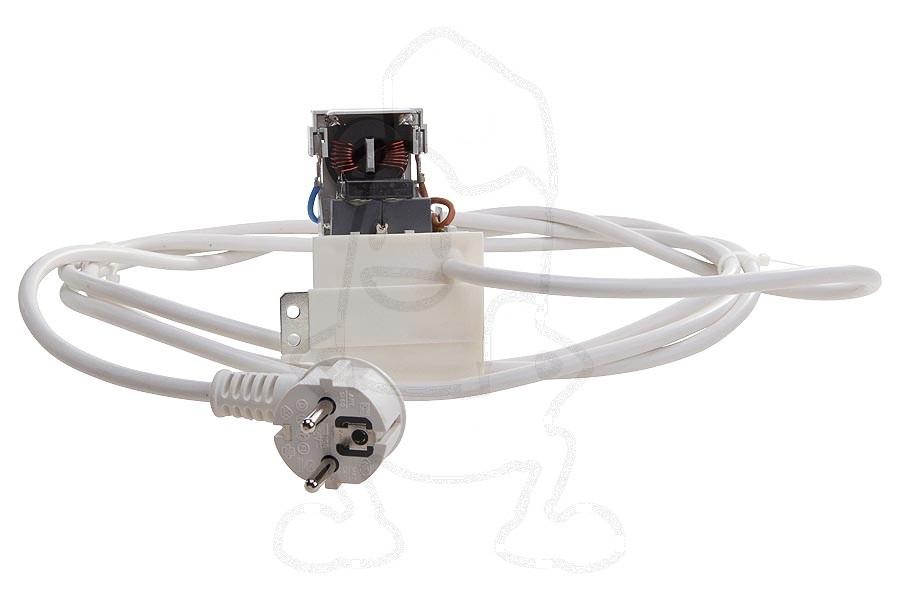 condensateur avec cordon d 39 alimentation 3x1 5mm2 machine laver 269738. Black Bedroom Furniture Sets. Home Design Ideas