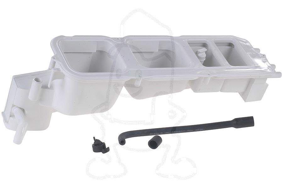 Miele bac a lessive avec tuyau machine laver 2326789 - Bac lessive machine a laver ...