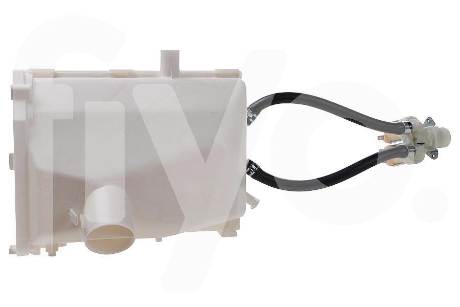 Bac a lessive avec couvercle et vanne d 39 entree machine laver dc9717311a - Bac lessive machine a laver ...