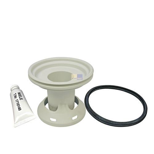 Miele corps de filtre lave linge 1709530 - Nettoyer filtre lave linge ...