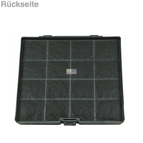 filtre charbon 241x225 m carr filtre charbon actif chf 007 hotte aspirante. Black Bedroom Furniture Sets. Home Design Ideas