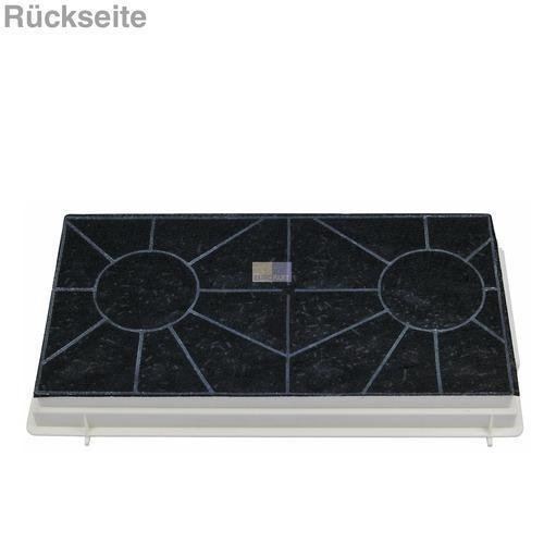 filtre charbon rectangulaire hotte aspirante dhz7305. Black Bedroom Furniture Sets. Home Design Ideas