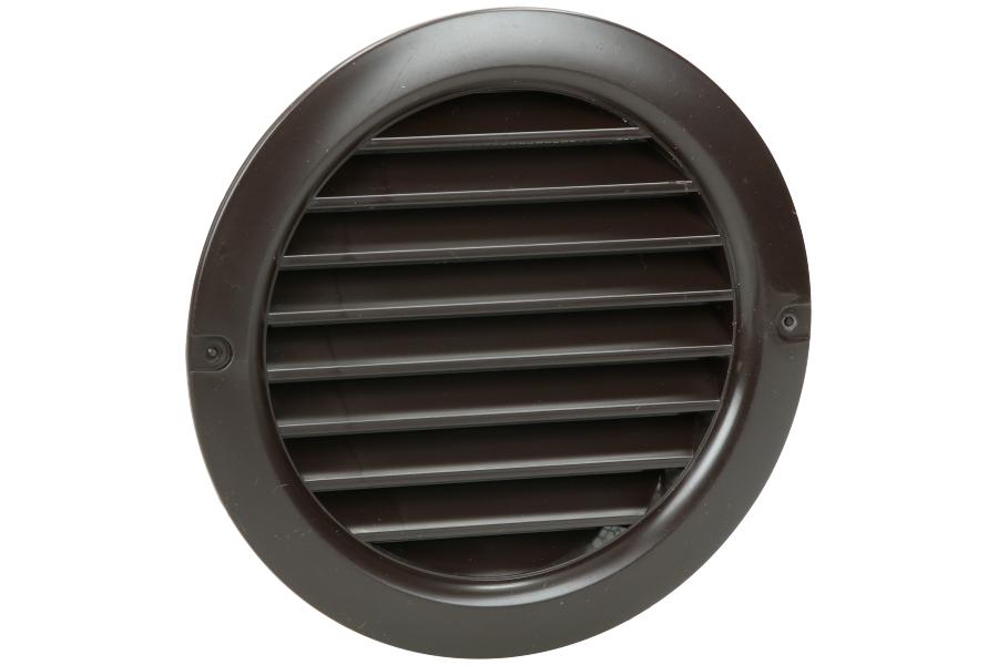 grille d a ration pour conduit rond 100 mm hotte aspirante. Black Bedroom Furniture Sets. Home Design Ideas