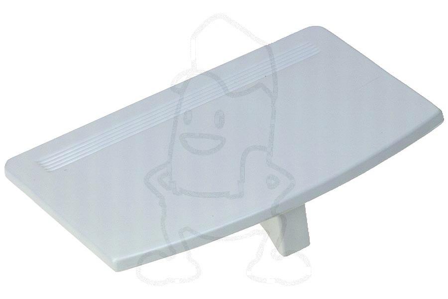 poign e pour la porte blanc troit s che linge c00032342 32342. Black Bedroom Furniture Sets. Home Design Ideas