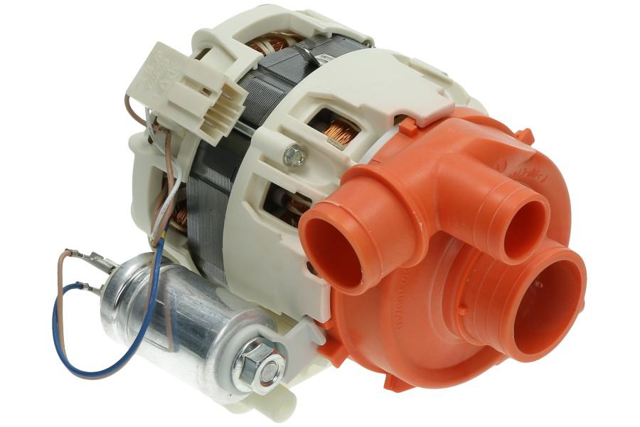 Smeg moteur pompe de cyclage lave vaisselle 795210634 - Nettoyer pompe lave vaisselle ...