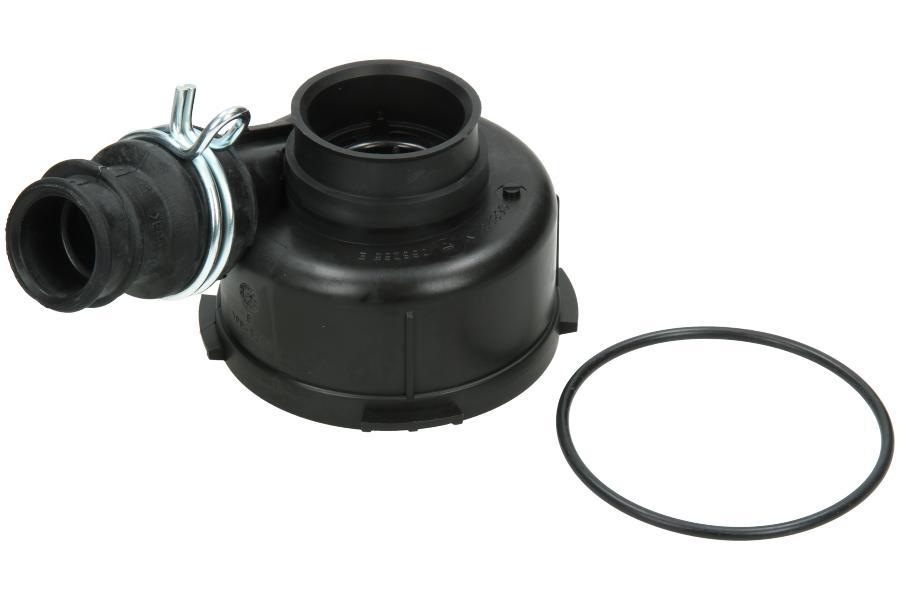 Boitier pour moteur pompe lave vaisselle 481236018545 - Nettoyer pompe lave vaisselle ...