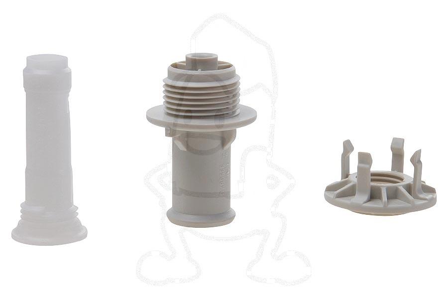Adaptateur bras d 39 aspersion inferieur lave vaisselle for Adaptateur robinet lave vaisselle