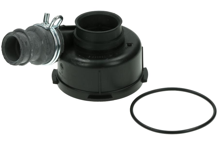 boitier pour moteur pompe lave vaisselle 88018332. Black Bedroom Furniture Sets. Home Design Ideas