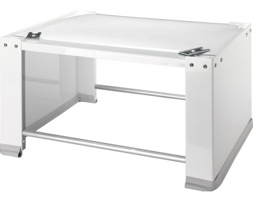 socle universel pour lave linge s che linge 60 5 x 50 x. Black Bedroom Furniture Sets. Home Design Ideas