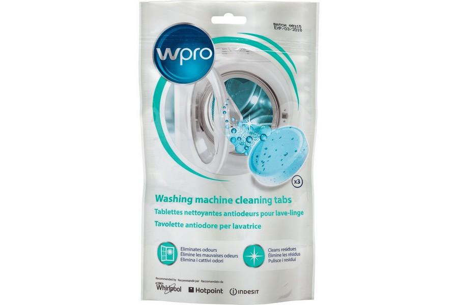 wpro tablettes anti odeurs pour lave linge afr301 484000001180. Black Bedroom Furniture Sets. Home Design Ideas