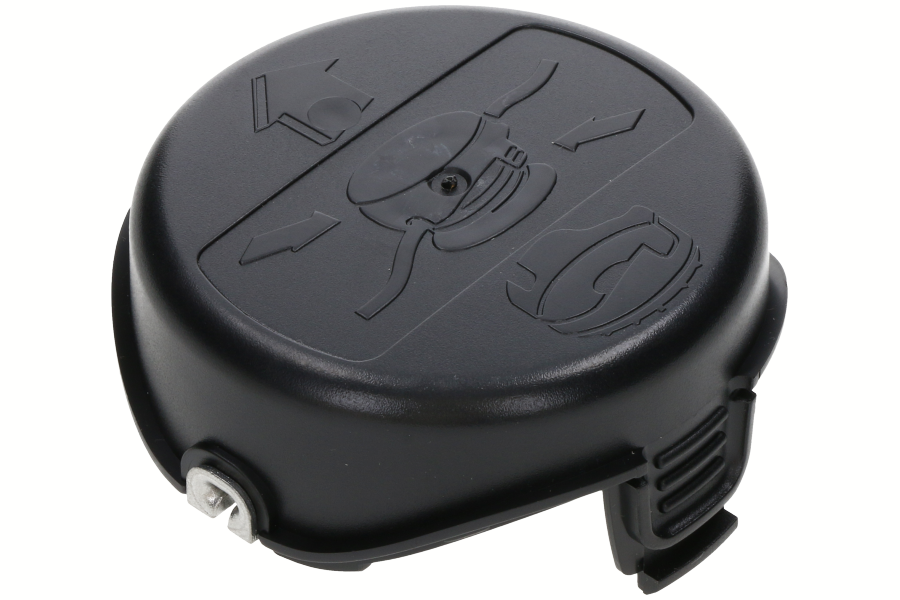 Black decker cache bobine pour d broussailleuse 575648 03 - Scarificateur black et decker ...