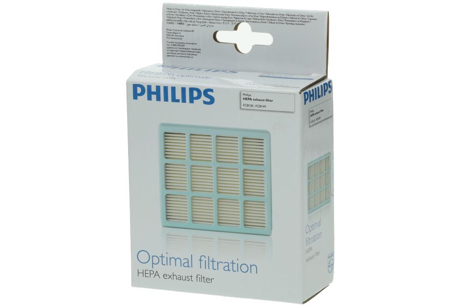 philips filtre hepa sortie d 39 air aspirateur fc8070 01. Black Bedroom Furniture Sets. Home Design Ideas