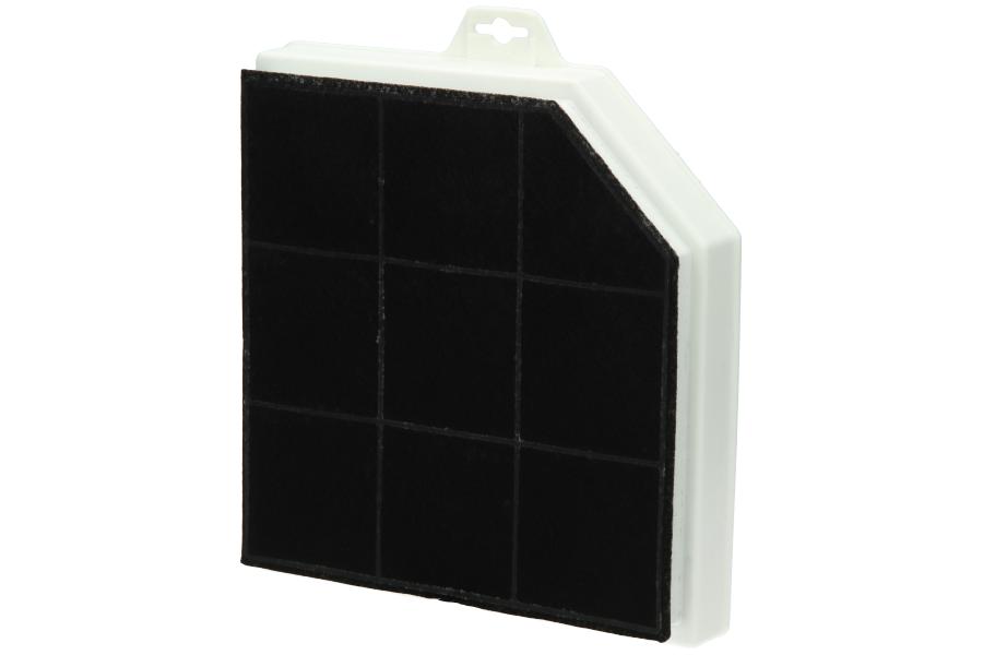 filtre a charbon 253x245x46mm hotte aspirante 299600. Black Bedroom Furniture Sets. Home Design Ideas