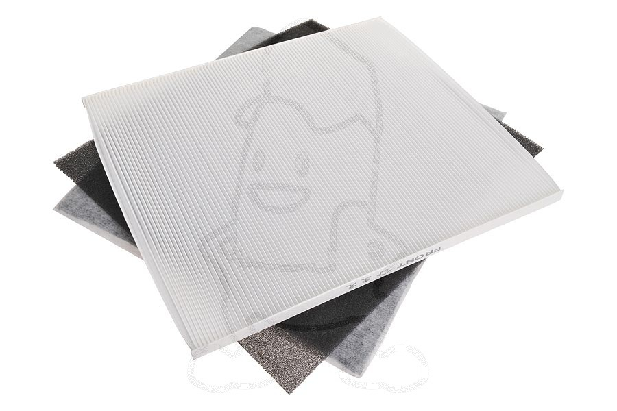 delonghi filtre hepa filtre de charbon purificateur d 39 air 5537000900. Black Bedroom Furniture Sets. Home Design Ideas