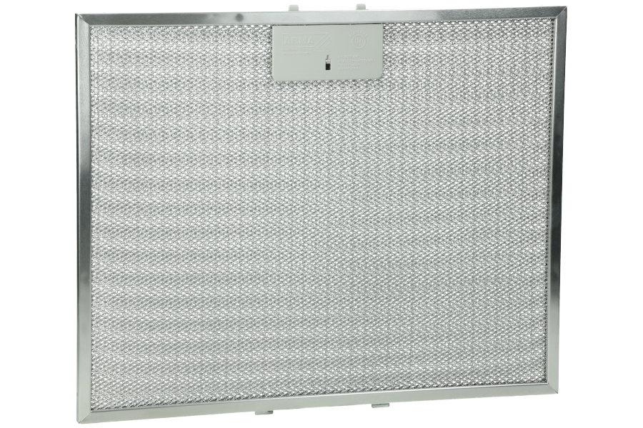 filtre r cipient m tallique 370x300mm hotte aspirante 481248088071. Black Bedroom Furniture Sets. Home Design Ideas
