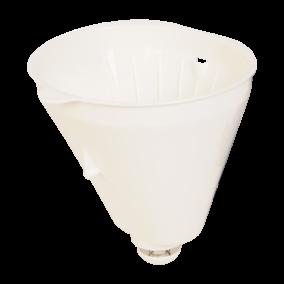 Moulinex porte filtre blanc suspendu pour cafeti re ss 200686 - Nettoyer cafetiere vinaigre blanc ...