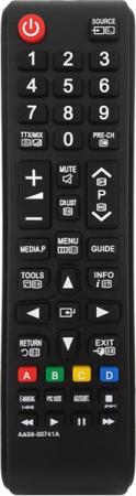 Samsung Télécommande AA59-00741A Télévision AA59-00741A, AA5900741A