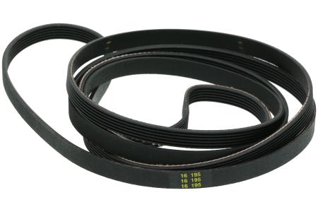 Courroie Poly-V 1992 H6 pour lave linge / sèche linge 8996474065100