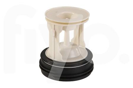 Filtre de Pompe de vidangee machine à laver 481248058385