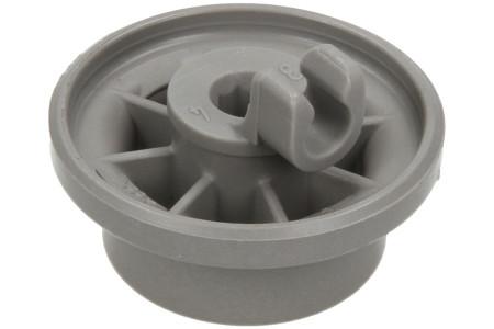 Roue Lave vaisselle pour Bosch, Siemens Panier inférieur 165314, 00165314