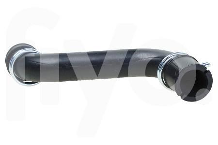 Tuyau entre Réservoir et le Tamis incl. 2 Collier de Serrage 205x65x35mm Lave vaisselle 1561566009