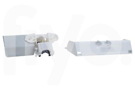 Verrouillage de Porte (Serrure) Mécanique inclus Interrupteur inclus Poignée avec 2 contacts Lave vaisselle 4055260212