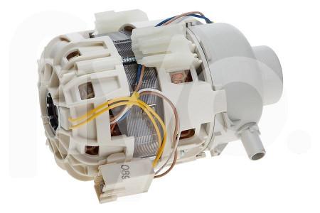 Pompe de Circulation (Pompe de Rinçage) Boîtier de pompe incl. EB085D25/2T Nidec 206731190 230V 50Hz 3uF Lave vaisselle 1113196008