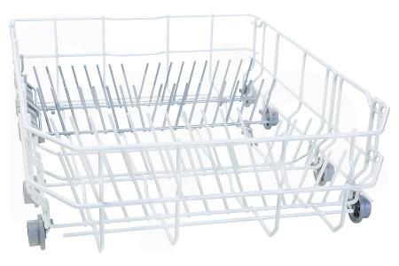 Panier inférieur (étagère) Complet entre autres roues Lave vaisselle 00773588