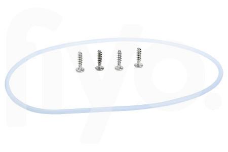 Kit de Réparation Joint pour Tamis (Joint de pot de Pompe) Lave vaisselle 12026667