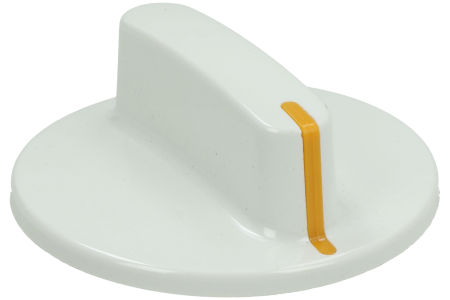 Miele bouton de commande ( -blanc-) lave-vaisselle 4163580