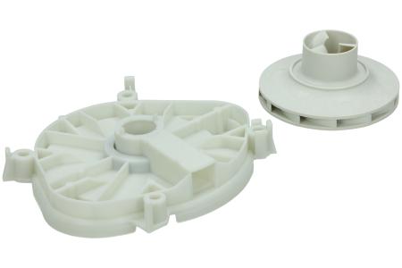 Miele paroi de separation (pour pompe mpe30 50hz) lave-vaisselle 5011884