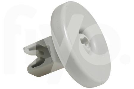 Roue pour Panier inférieur (étagère) avec clip de montage en plastique ⌀ 40mm x 30mm Lave vaisselle 50286964007