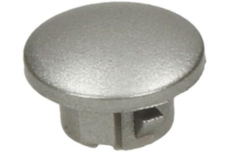 Bouton (en argent du micro-onde) micro ondes 481241259087