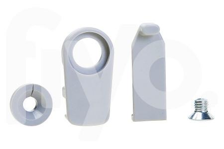 Dometic Serrure de Porte (serrure) gris 20x15x40mm Réfrigérateur de Camping  295214008