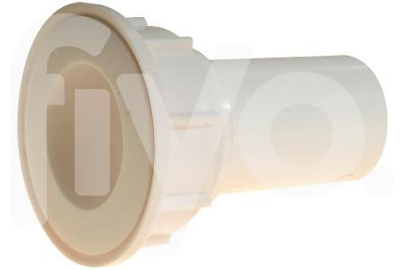 Pièce de raccordement universelle (pièce d'accouplement, jeu de transmission) pour bac collecteur lave linge 60200100