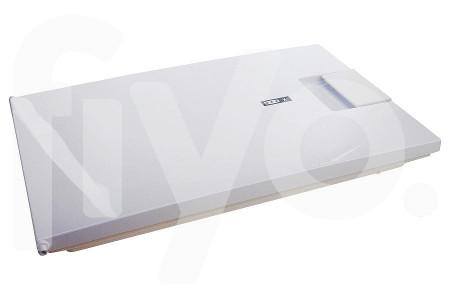 Porte freezer (complète avec poignée et caoutchouc) du réfrigérateur 481244079243