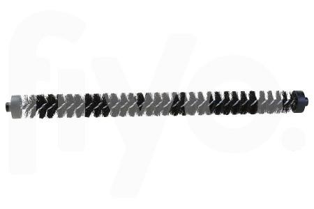 Rouleau brosse (brosse rotative, rouleau brosse) noir 300 x 22 x 22 mm pour entre autres Bosch aspirateur 466170, 00466170