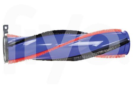 Dyson Brosse rouleau (brosse rotative, rouleau brosse) de la brosse turbo (buse turbo, brosse turbo) pour aspirateur balai noir violet rouge 96637701, 966377-01