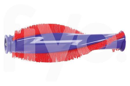 Dyson Brosse rouleau (brosse rotative, rouleau brosse) bleu rouge 123 x 40 x 40 mm aspirateur balai 96748003, 967480-03