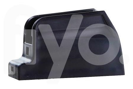Numatic Henry / Hetty Clip d'arrêt (crochet stockage) sur la chaudière pour la buse aspirateur 65x23x38mm noir aspirateur 604036