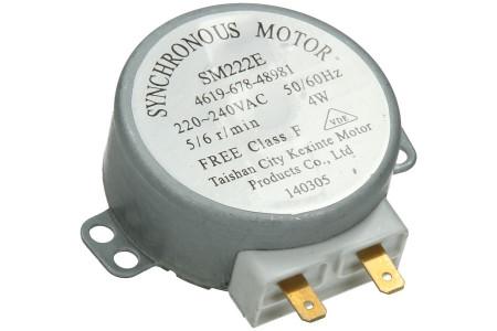 Moteur (de la plaque tournante -4W-) micro ondes 481067848981