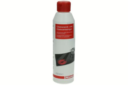 Nettoyant pour acier inoxydable et plaques vitrocéramiques Miele 9185230