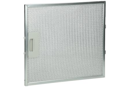 Filtre (récipient métallique 305x268) hotte aspirante 480122102168