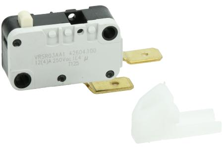 Interrupteur (micro-interrupteur) hotte aspirante 481927138069