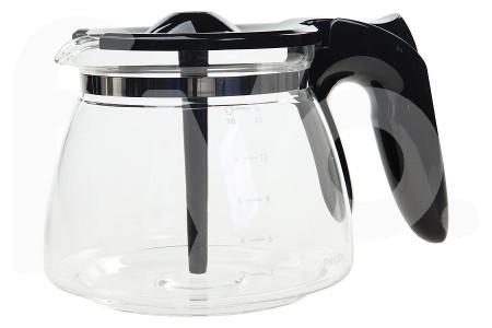 Philips verseuse (10 tasses, noir) pour cafetière 996510073463