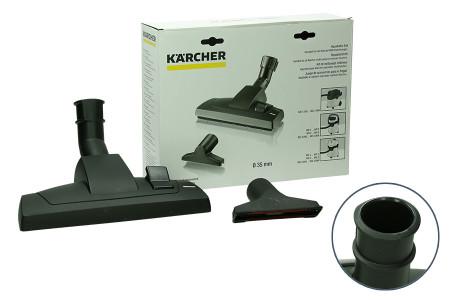 Karcher Brosse Aspirateur ø 35 mm Sols durs et souples 2.863-002.0, 28630020