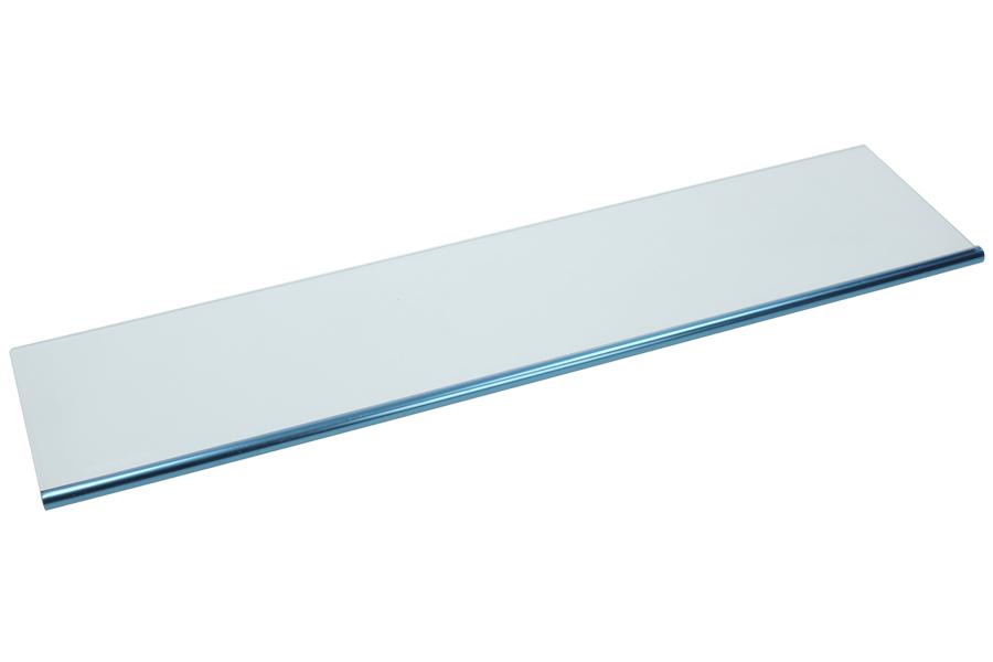 Liebherr plaque en verre dans la porte 440 x 110 mm - Plaque de plexiglas sur mesure ...